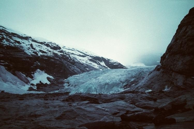 Glacier#2 - photographer, photo - acidecabine | ello