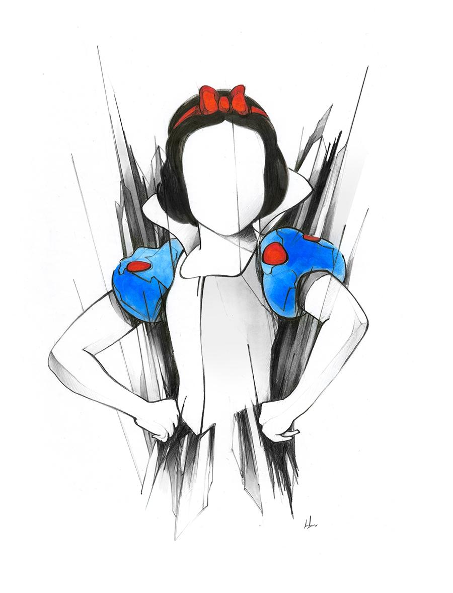 Snow White - alexismarcou | ello