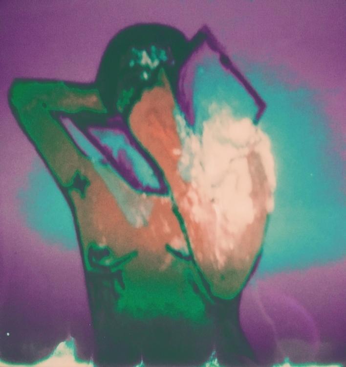 polaroid, art - jkalamarz | ello