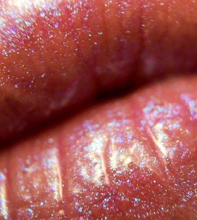 ello, photography, lips, gloss - alexandra23 | ello