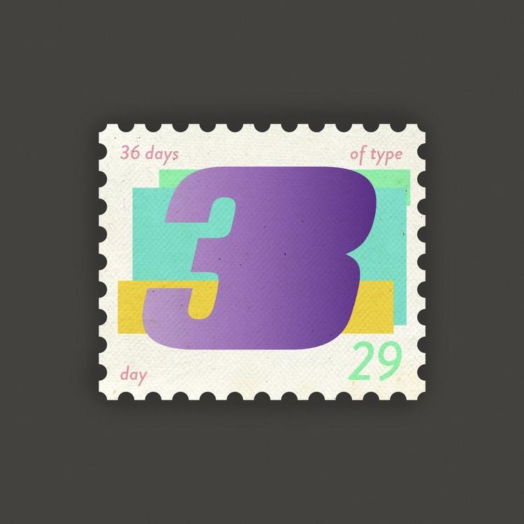 3 - 36days_3, 36daysoftype04 - jonashoffmann | ello