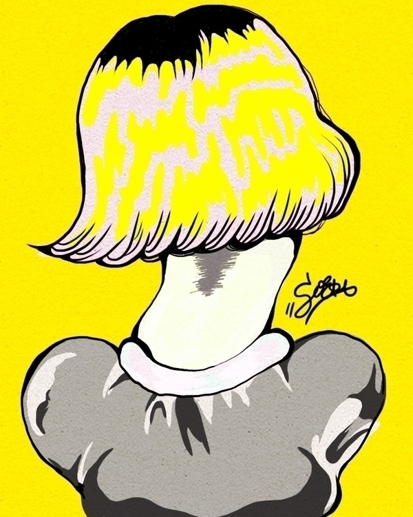 Mushroom Instagram - illustration - jiwawaworld   ello