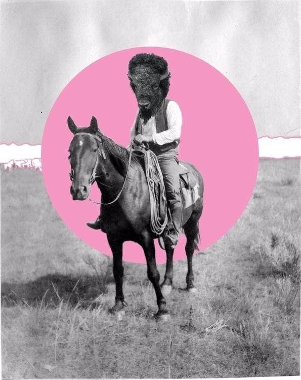 bullhead, vintagephotography - helldebain | ello