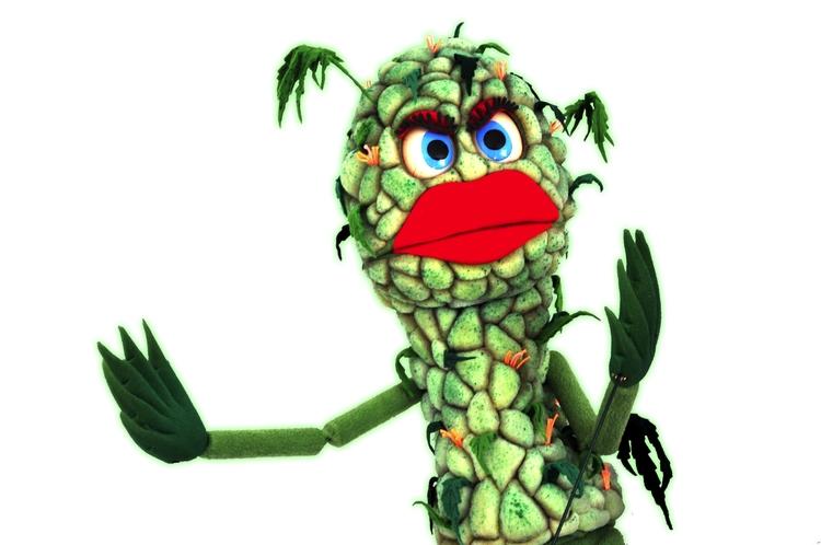 Das ist Kiffi! speaking WEEDPLA - larsknacken | ello