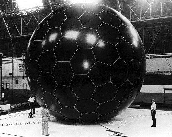 Passive satellite built Project - modernism_is_crap   ello