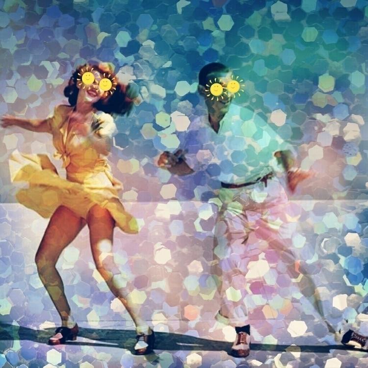 dance_your_heart - collage, art - pourpose | ello