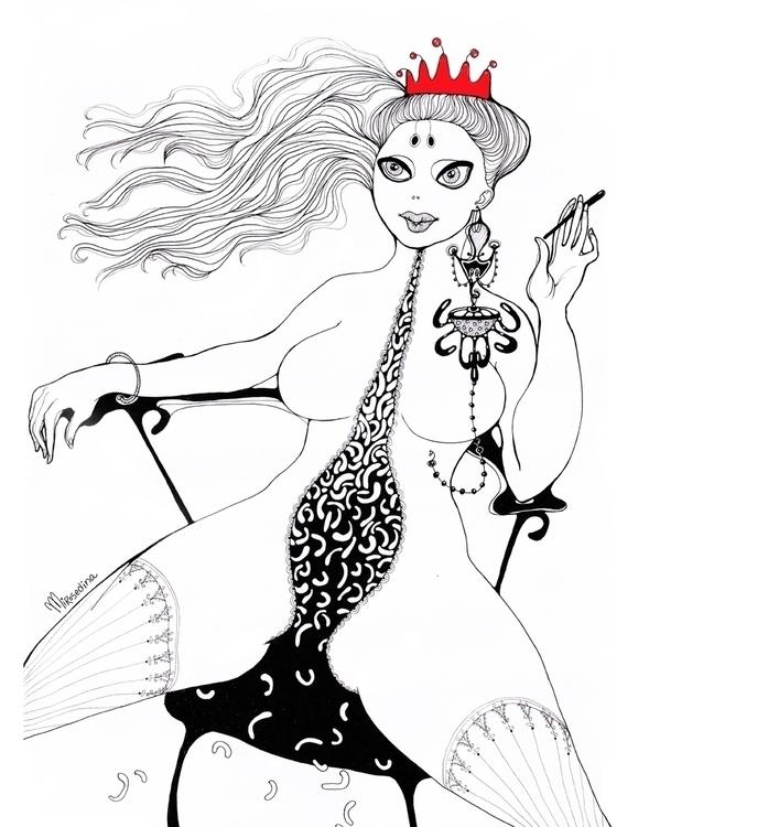 grand Princess - graphic, creare - mirosedina   ello