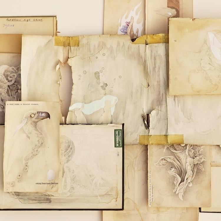 ephemeral quality paper, aged p - heatherwatts | ello