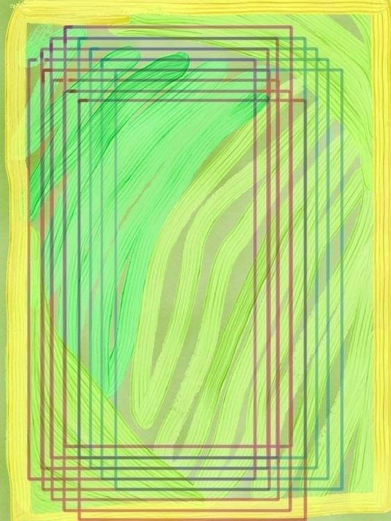 Squares - MakeItonMobile, DigitalArt - lupdre | ello