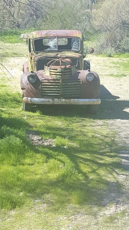 random, car, truck, az, rusty - lukableu | ello