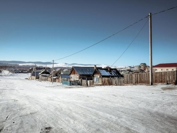 Strolling frozen road. People s - 8moments | ello