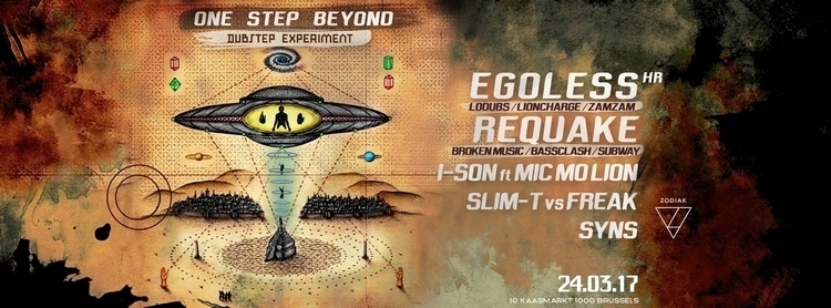 TONIGHT (24/03) DUBSTEP INVASIO - isonselekta | ello