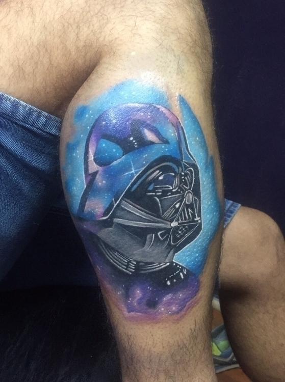 Mi nuevo tattoo - denzocargangeli | ello