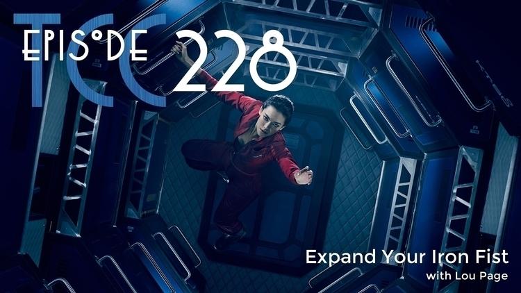 Citadel Cafe 228: Expand Iron F - joelduggan | ello