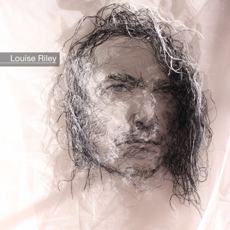 Discover Sewing art Louise Rile - velvetandpurple | ello