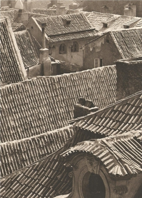 Jiri Jenicek: Prague, 1940s - arthurboehm | ello