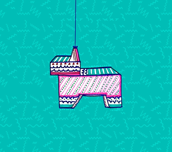piñata.party - eve-pajaros | ello