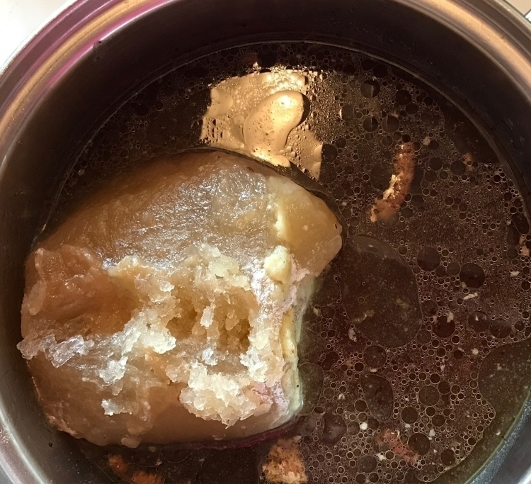Shiitake Mushroom broth blendin - katfantastique   ello