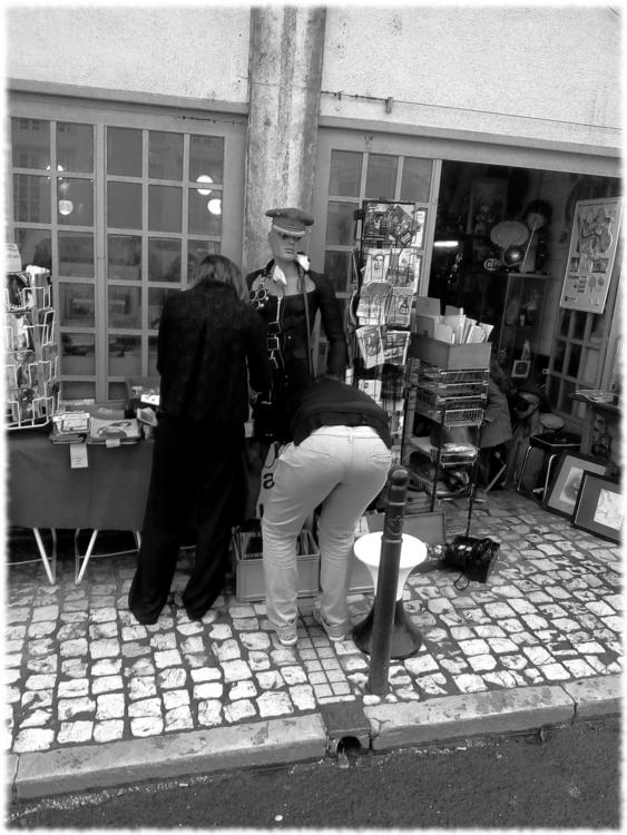 photography, blackandwhite, street - hsaptus   ello