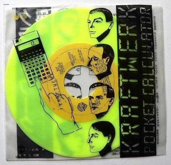 Artist: Kraftwerk, Designer: Un - p-e-a-c | ello