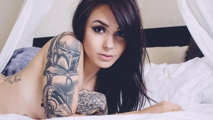 sexy, brunette, starwars, bobafett - ukimalefu | ello
