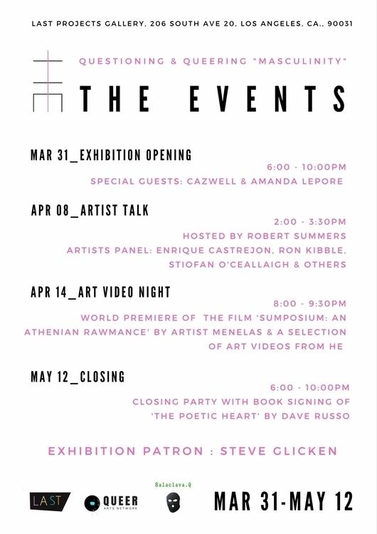 EVENTS UNFOLD: March 12 - johnhopper | ello