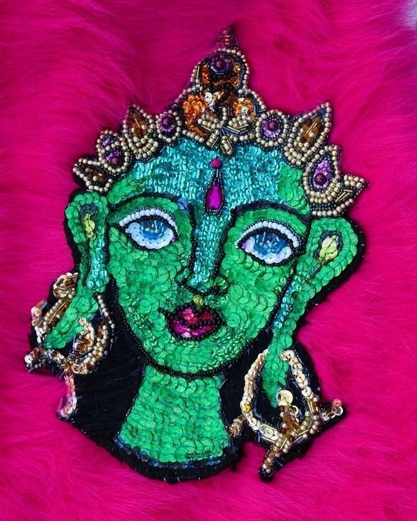Bodhisattva compassion handmade - nefertara | ello