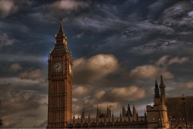 Big Ben London - fgalian | ello