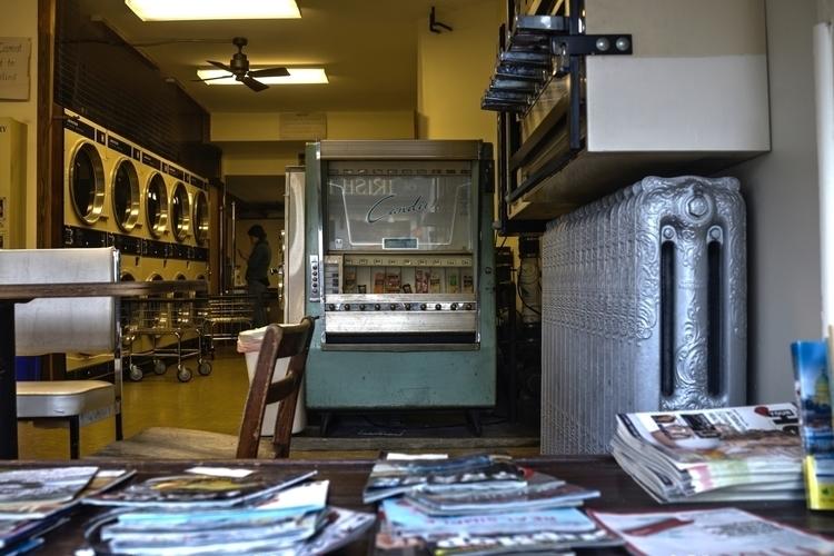 Annapolis launderette - brucecaron | ello