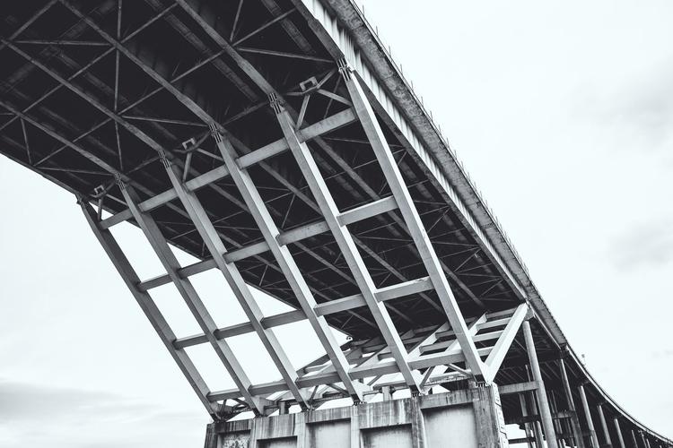 Big Bridge Structural detail un - mattgharvey | ello
