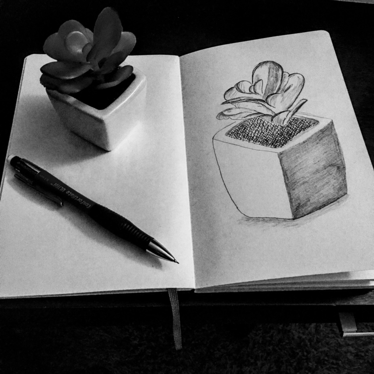 sketch, art, drawing, pencil - lupdre | ello