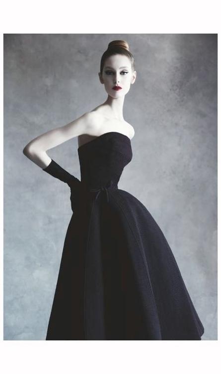 DIOR COUTURE, Sonnet dress 1952 - samppa   ello