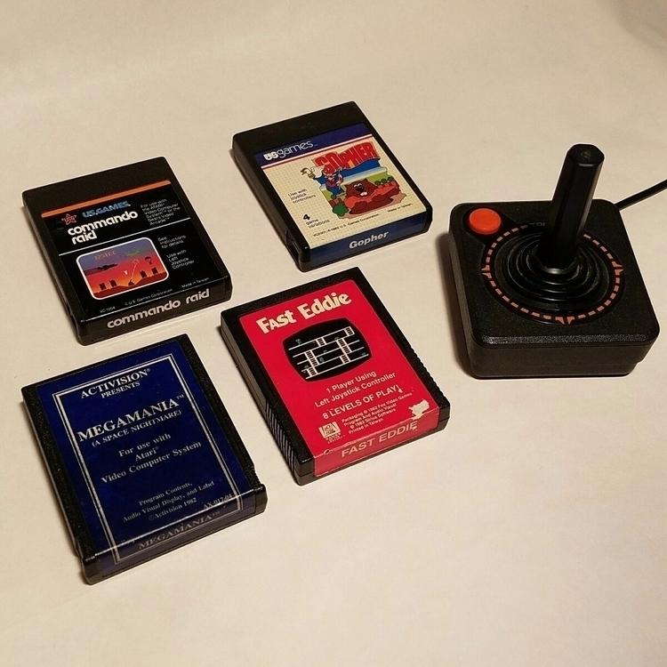 Atari 2600 pickups - 8bitcentral | ello