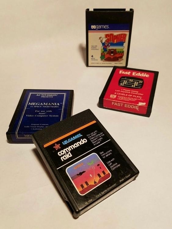 Atari 2600 games today - 8bitcentral | ello
