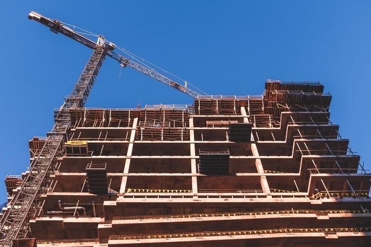 Construction Site tower crane r - mattgharvey   ello