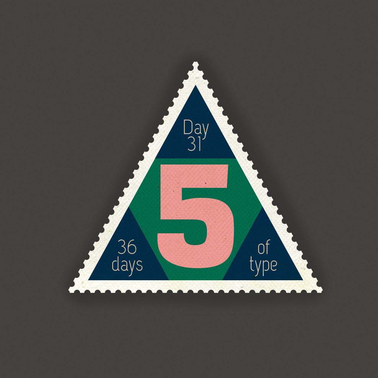 5 - 36days_5, 36daysoftype04 - jonashoffmann | ello