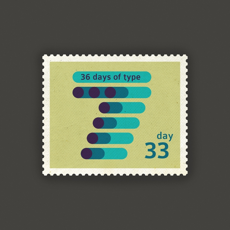 7 - 36days_7, 36daysoftype04 - jonashoffmann | ello