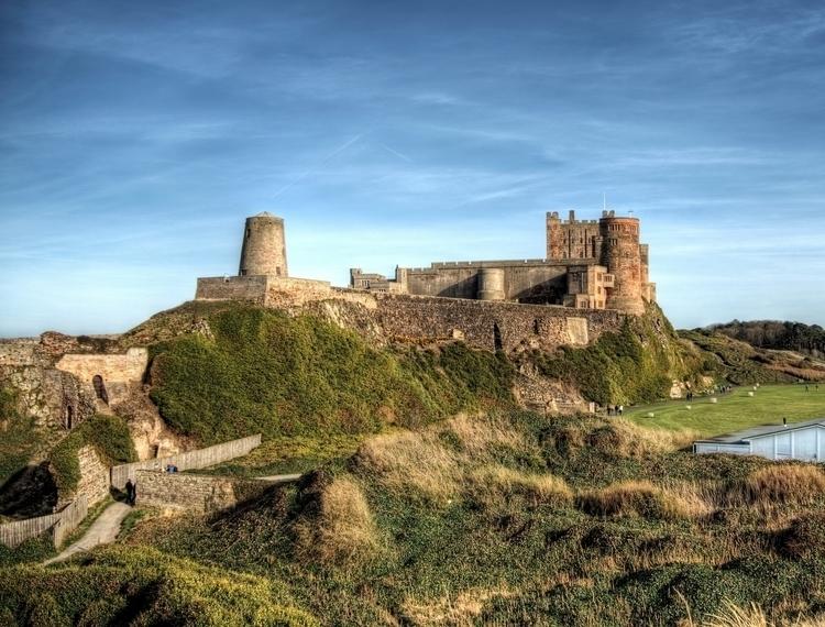 Bamburgh Castle, Northumberland - neilhoward | ello