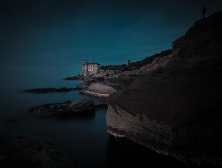 Photographer: Federico Baronti  - darkbeautymag | ello