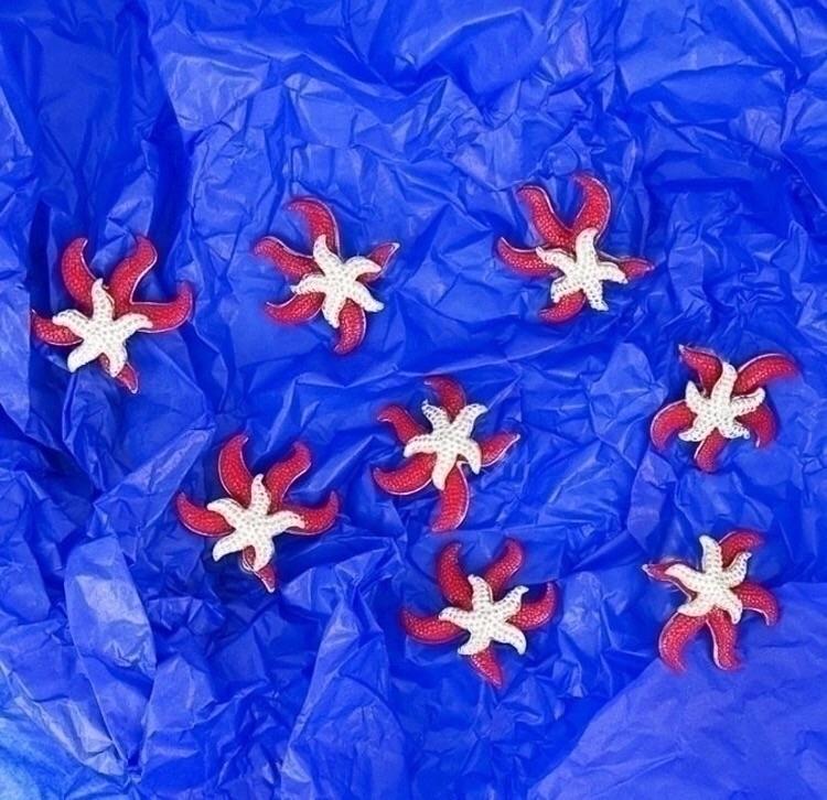 sea starfish handmade - brir | ello