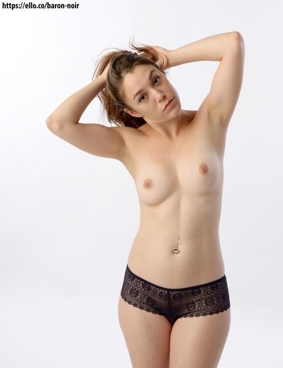 Nude, NSFW, Hot, Sexy, boobs - baron-noir   ello