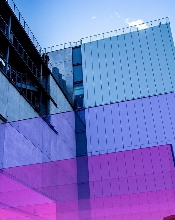 whitney biennial - nyc - colors - imdaric | ello