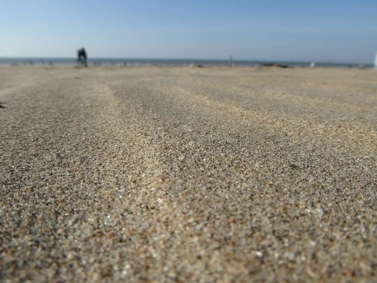 Grains sand ellonew - photography - julesdelphi | ello