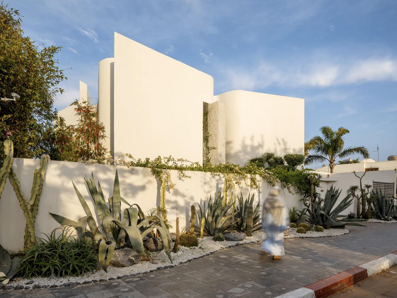 Villa / Mohamed Amine Siana - architecture - red_wolf   ello