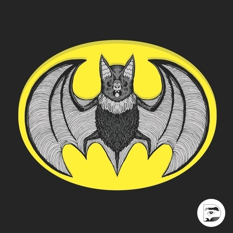 Batman - batman, illustration, drawing - mikhail_desales | ello