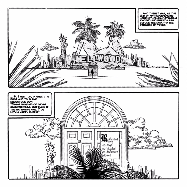 Follow story - 5, Rootless, graphicnovel - rootless-rootless | ello