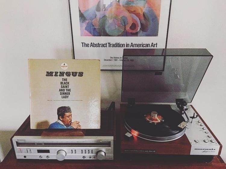 Record day: Mingus – Black Sai - thatspecialrecord   ello
