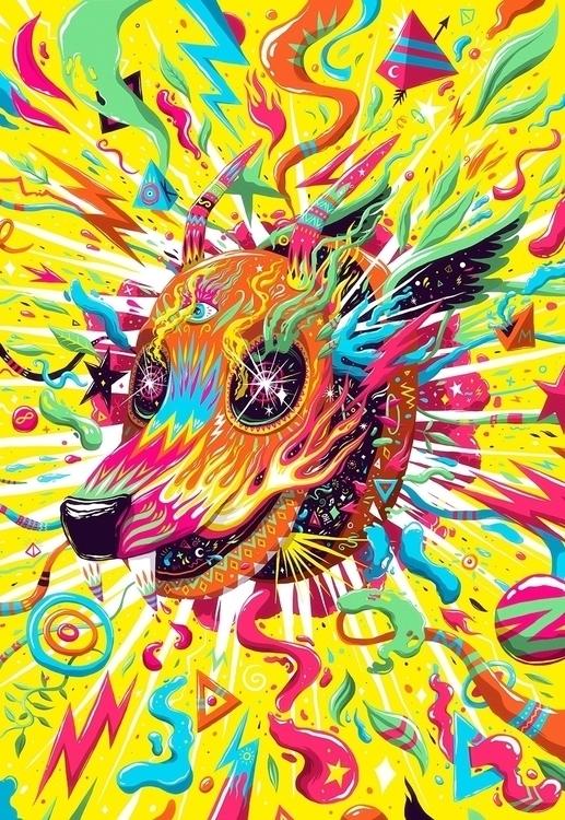 Kaboom Smartbox Illustration Lu - luispintos | ello