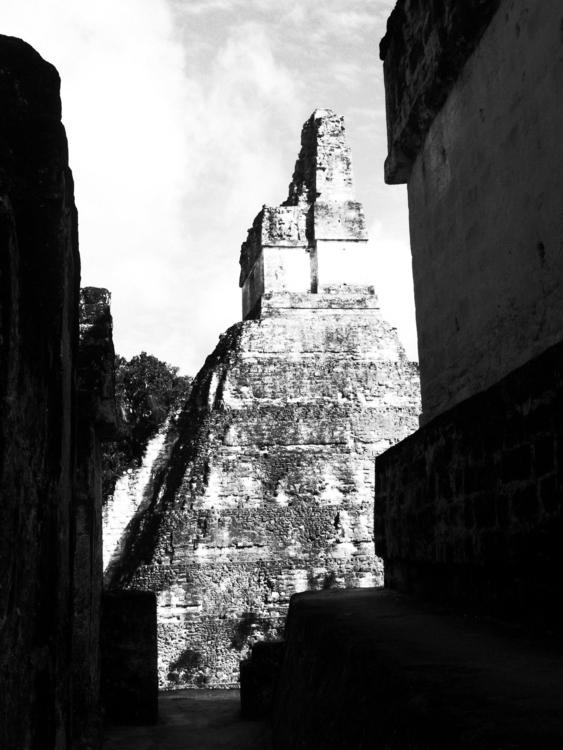 Tikal ancient Mayan citadel rai - locart | ello