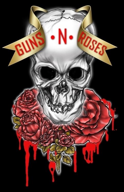 Guns Roses - gunsnroses - teamgunsnroses   ello